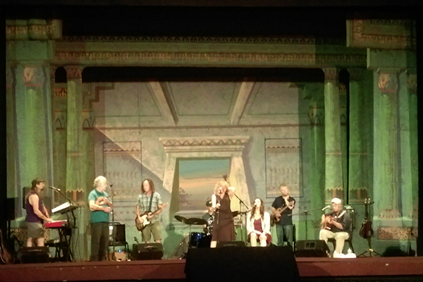 The Sugar Beets at the Egyptian Theater in Coos Bay, OR